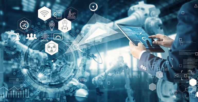 Plantas de proceso, interfaces, gestión de empresas