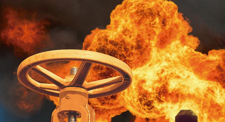 Evaluación de peligro mediante el Índice de Fuego y Explosiones