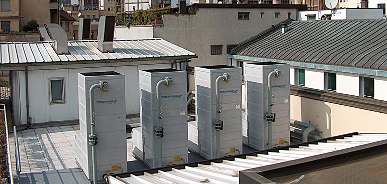 Mantenimiento de equipos de refrigeración