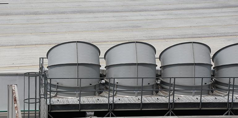 Refrigeración evaporativa: utilización, aprovechamiento y tratamiento del agua