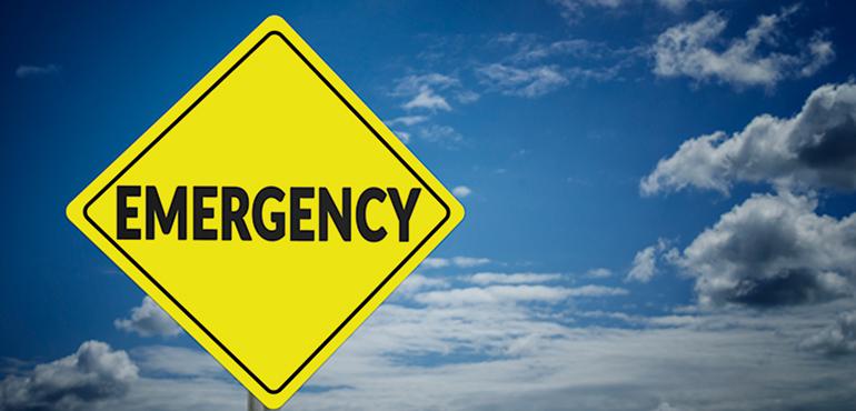 Seguridad, tuv-sud, emergencia