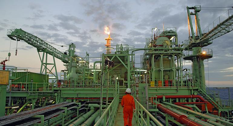 galp, prospecciones petrolíferas