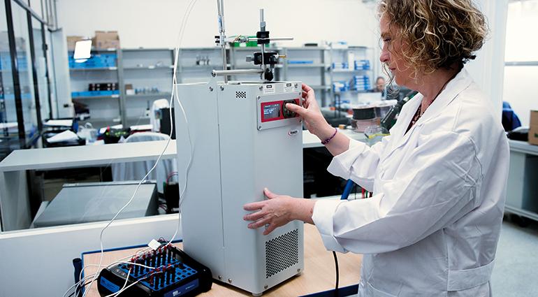 Mejora en la capacidad de medida y calibración (CMC) en Gometrics