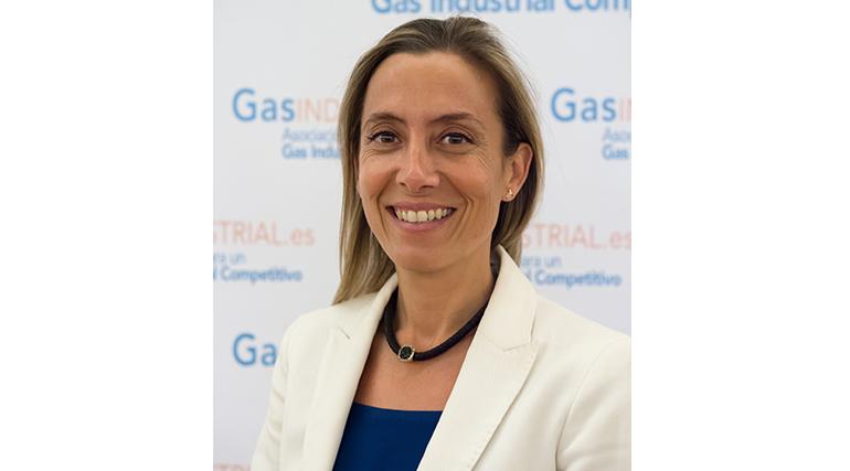 Verónica Rivière accede a la presidencia de GasINDUSTRIAL