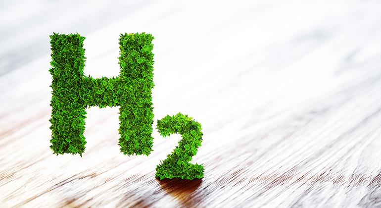 Hidrógeno verde, H2
