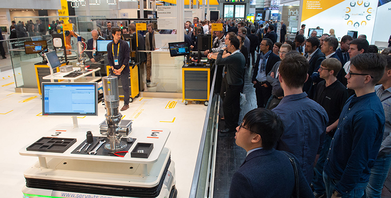 Hannover Messe, IT, inteligencia artificial, industria 4.0