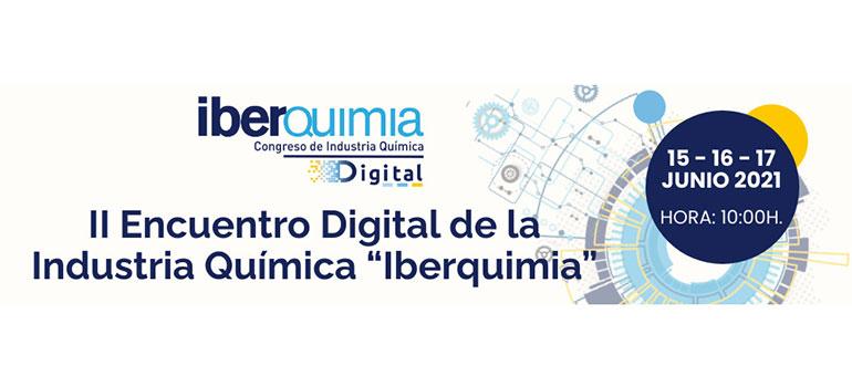Iberquimia Digital: tres días de junio para preparar al sector químico de la pospandemia