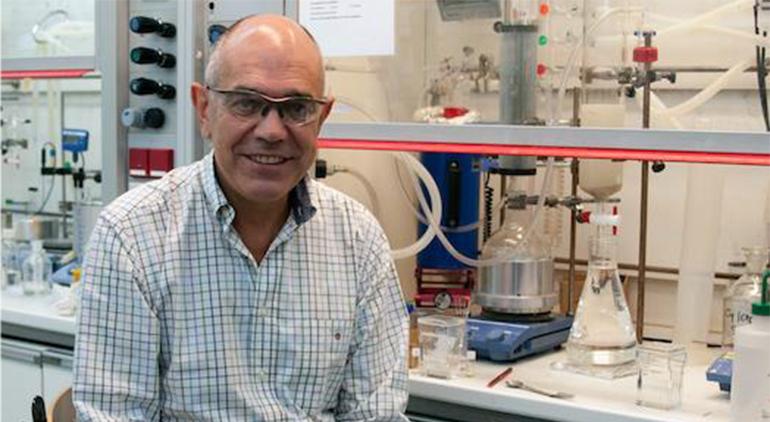 Beca del ERC para mejorar la síntesis de acenos largos