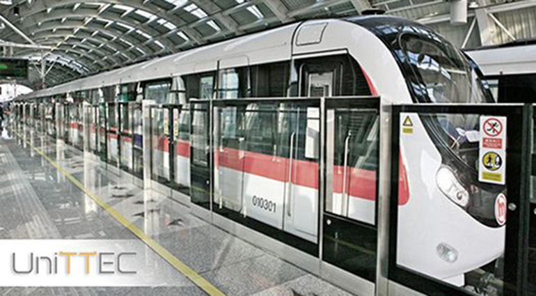 La empresa china de transporte ferroviario UniTTEC utiliza las soluciones de IFS