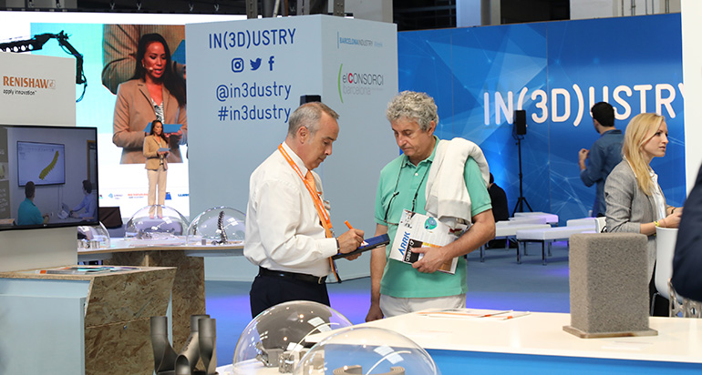 Industry From Needs to Solutions amplía su oferta con nuevos sectores y cuatro congresos