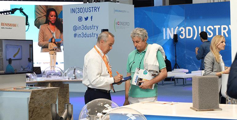 In(3d)ustry se transforma en Industry para englobar más sectores en su cuarta edición