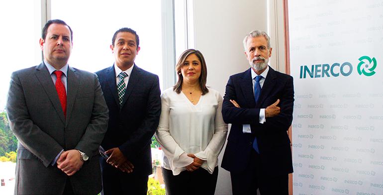 Inerco inaugura sus nuevas oficinas en Ciudad de México