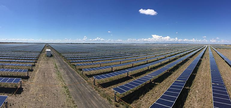 Inaugurada una de las plantas fotovoltaicas más grandes de Australia