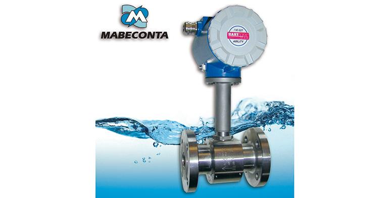 Mabeconta, contadores de turbina