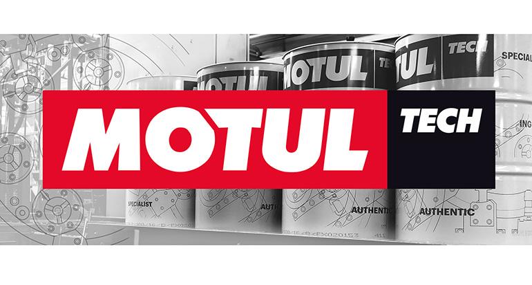 Motul introduce en España su división de lubricantes industriales MotulTech
