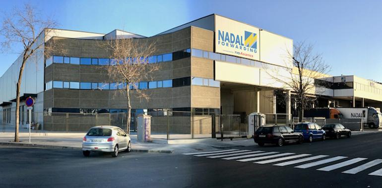 Nadal Forwarding pone en marcha un nuevo centro para la distribución y almacenaje de productos químicos y peligrosos