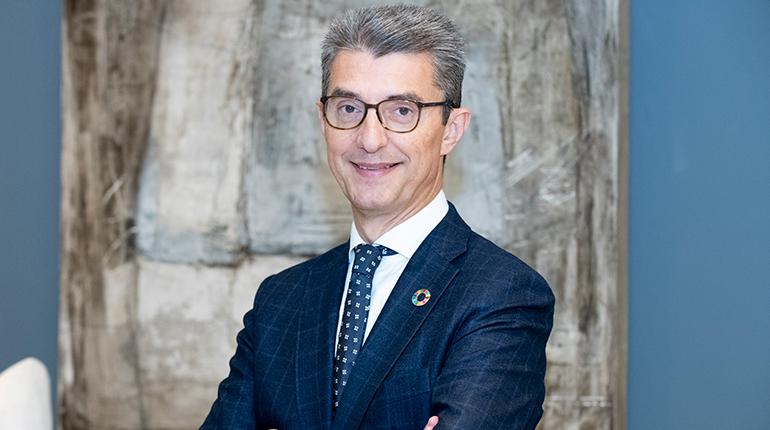 Entrevista Carles Navarro, presidente de Expoquimia
