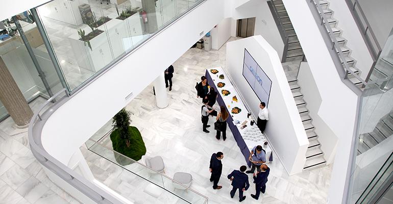 Omron abre un laboratorio de innovación en Madrid