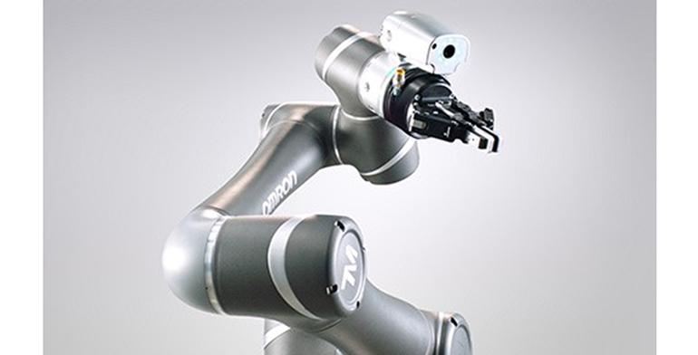 Omron, robots colaborativos
