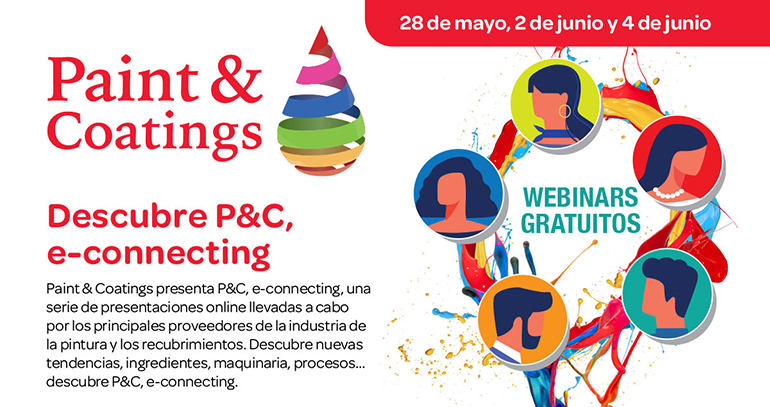 Programa de webinars P&C, e-connecting