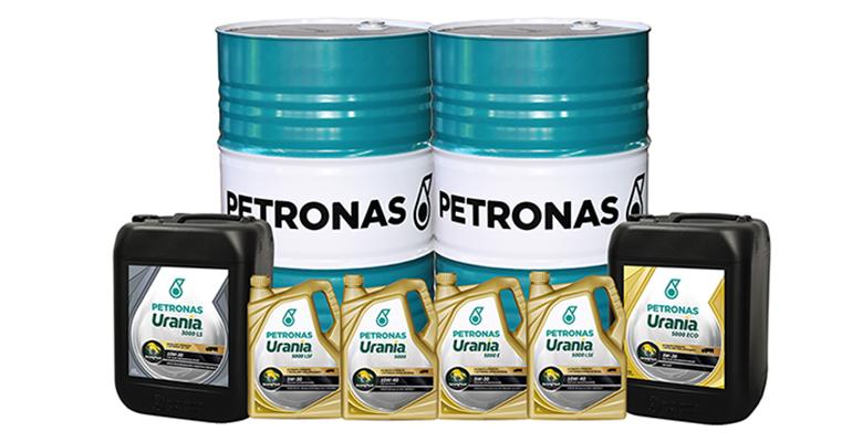 Aceites, Petronas, Camiones