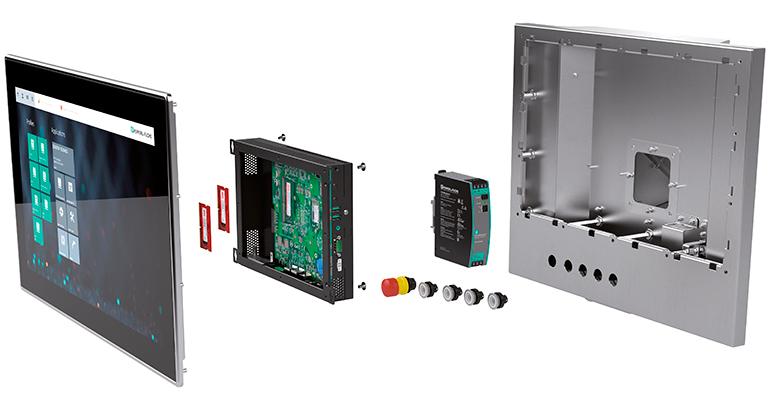 Plataforma para soluciones de operación y control altamente flexibles