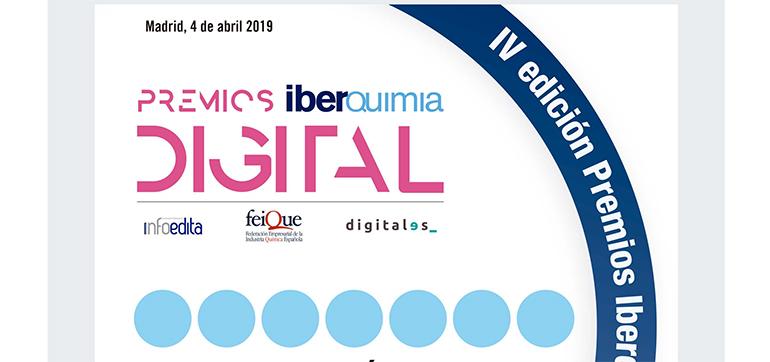 Los Premios Iberquimia alcanzan su cuarta edición en colaboración con Feique y DigitalES