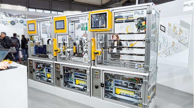 Pilz participará activamente en Advanced Factories