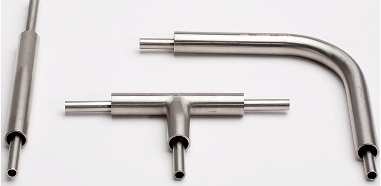 quilinox, doble tubo