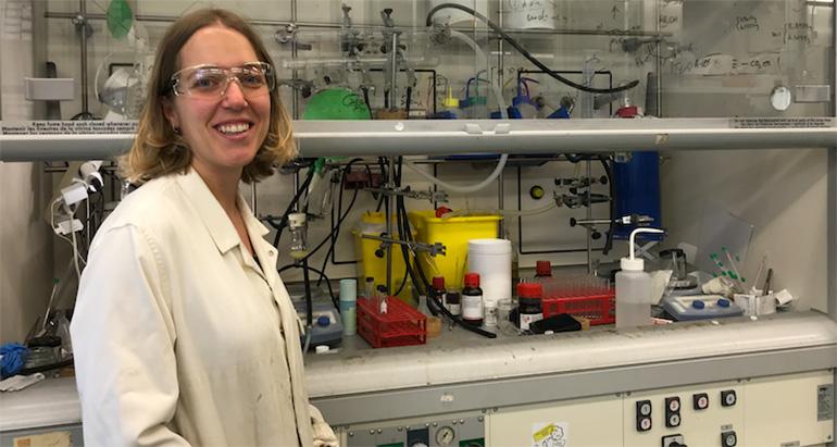 Una investigadora del ICIQ, finalista del Premio Reaxys de Doctorado 2019