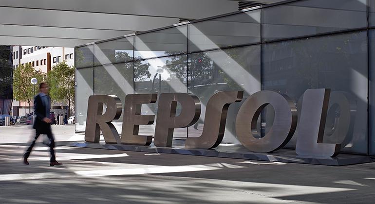 Repsol ganó 608 millones de euros en el primer trimestre