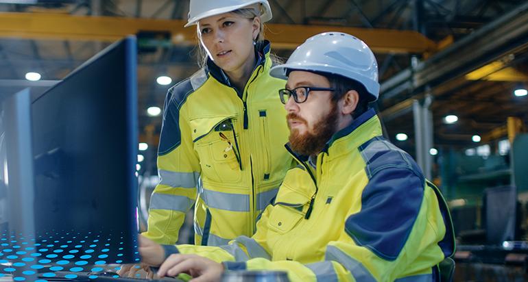 Módulo de IA para mejorar la producción industrial