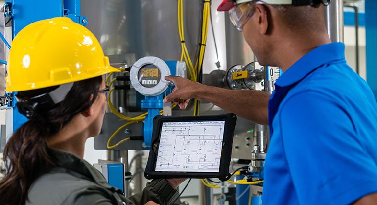 Solución en la nube llave en mano de PTC, Rockwell Automation y Microsoft