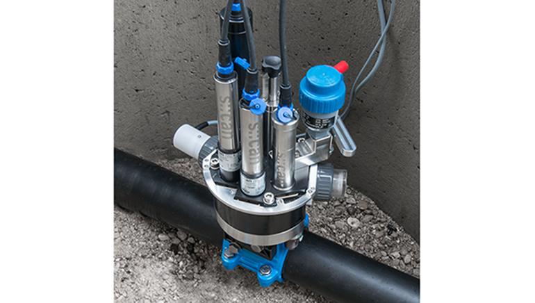 Monitorización de la calidad del agua potable