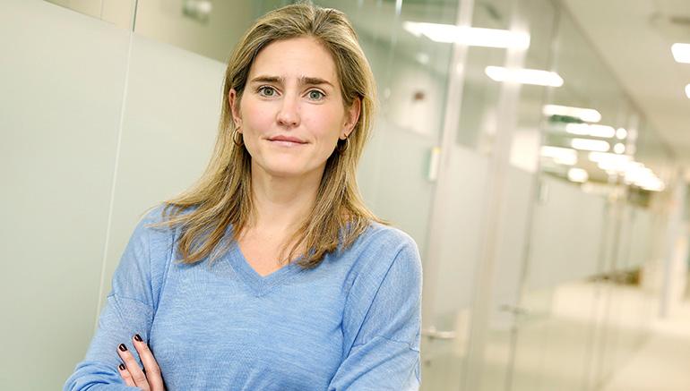 La ingeniera química Sara Aagesen, nueva secretaria de Estado de Energía