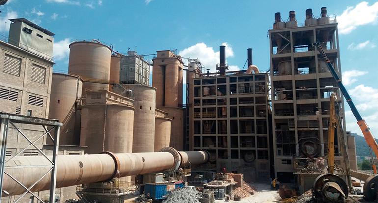 TÜV SÜD lidera la coordinación en seguridad y salud del desmantelamiento de Cementos Molins