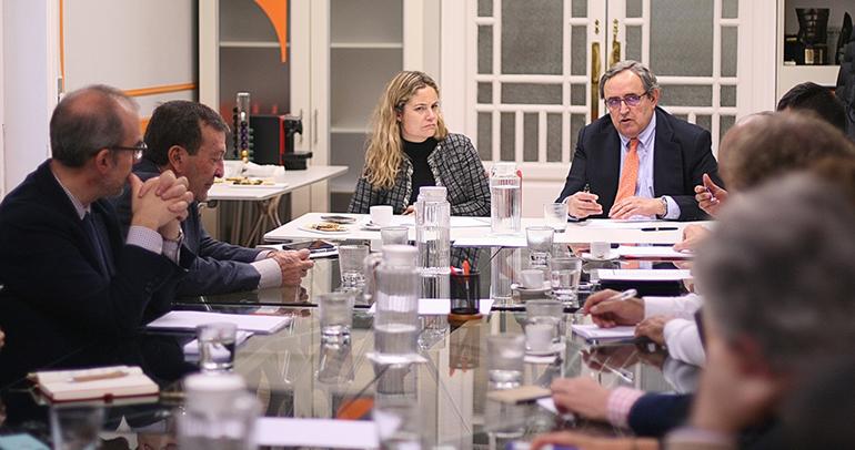 Tecniberia, Alto Comisionado para la Agenda 2030