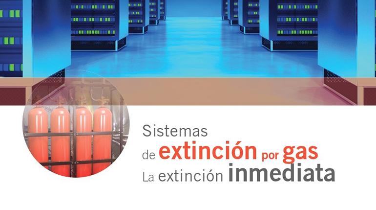 Aprobada la norma EN ISO17871, referida a válvulas de sistemas de extinción de agentes gaseosos