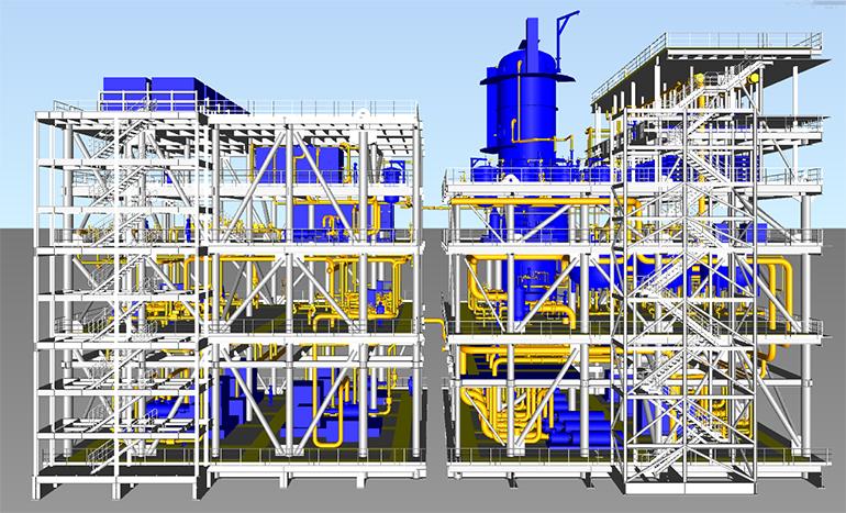 Veolia consigue un contrato con Yinson para el sistema de tratamiento e inyección de agua del buque FPSO Anna Nery