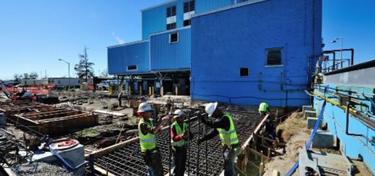 Veolia gestionó 16 millones de m3 de agua potable en 2017