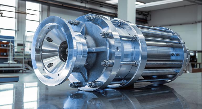 Bomba criogénica para pequeñas plantas industriales
