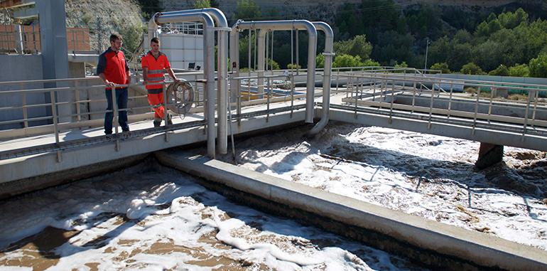 Veolia produjo en 2019 un 33 % más de agua potable en España que el año anterior