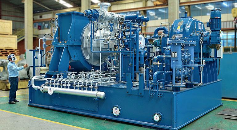 Weg suministrará equipos para cuatro centrales térmicas de biomasa en Brasil