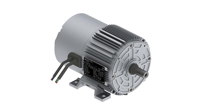 Motor eléctrico de altas prestaciones para aplicaciones de ventilación