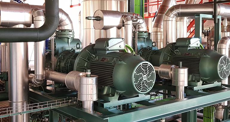 Weg colabora con la firma de alimentación Mafresa para ahorrar energía en la producción de frío