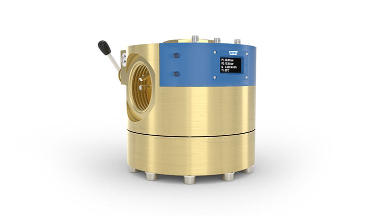 Regulador de presión domo