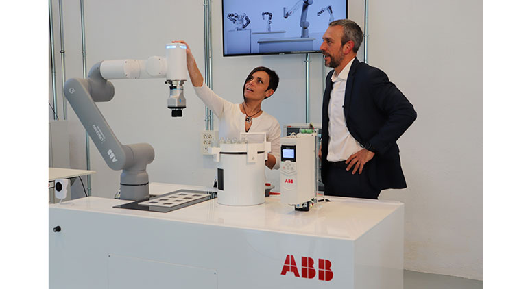 ABB Robótica celebra su primera mesa redonda sobre robótica colaborativa
