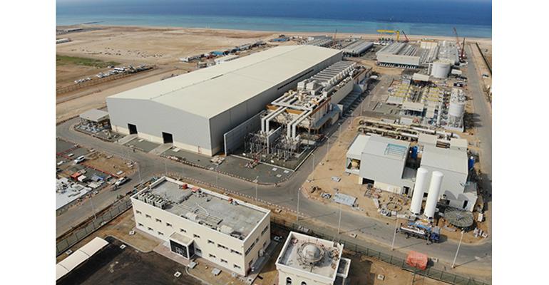 Abengoa avanza en la puesta en marcha de la desaladora de Rabigh 3, en Arabia Saudí