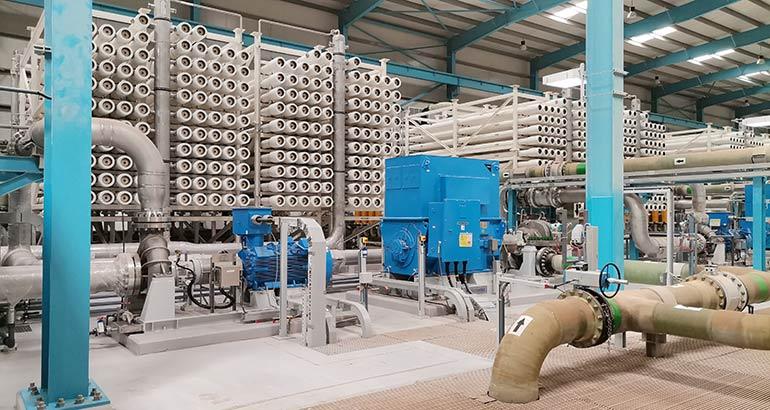 Abengoa Agua finaliza la construcción de la desaladora de Salalah en Omán