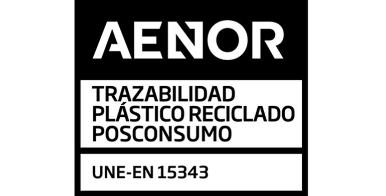 AENOR, acreditada por ENAC para la certificación de la Trazabilidad y del Contenido en Plástico Reciclado